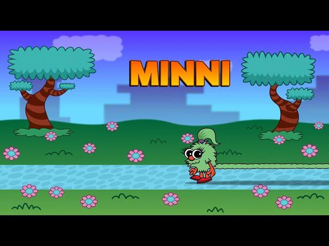 Math Mights: Minni & Subbi