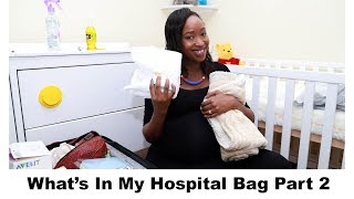 What's In My Hospital Bag: Part 2 plus Interior Decor and Kids Furniture Info!