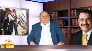El Dr. Fadul revela la verdad sobre suspensión de la elecciones municipales 2020