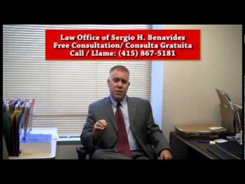 San Francisco Bay Area Criminal Defense Lawyer and Criminal Law Specialist, Sergio H. Benavides, shares legal advice on how to best deal with police interaction.  Probation, parole, search and...