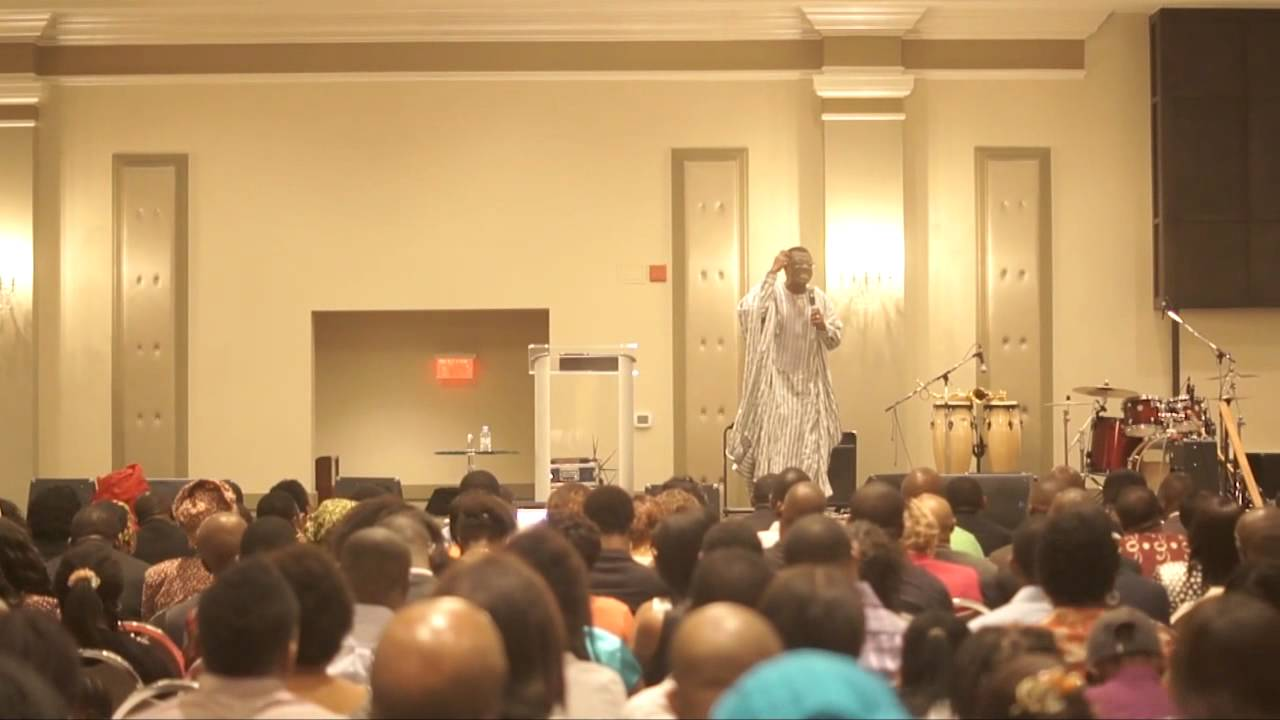 Download Dr Mensa Otabil Making of Champions 2012 Day 3 - You cannot go to Canaan with an Egyptian Mindset