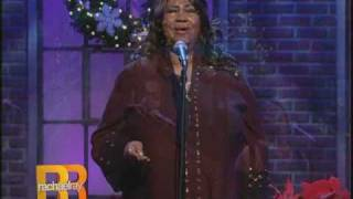 Watch Aretha Franklin Angels We Have Heard On High video