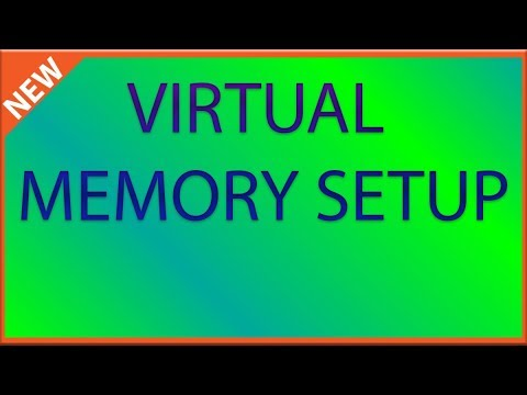 Virtual Memory For Mining Explained And Setup