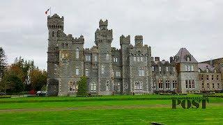 Post Travels: Sleeping in an Irish Castle