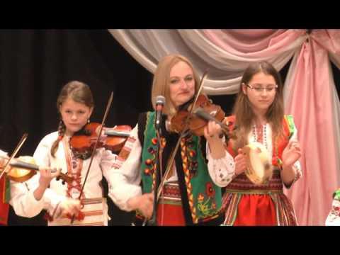 Концерт «Весняний дарунок». Частина1