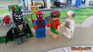 LASTENOHJELMIA SUOMEKSI - Lego city - Supersankarit - osa 1