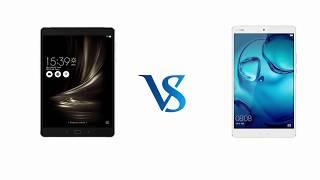 Asus ZenPad 3S 10 Z500M vs Huawei MediaPad M3 Comparison