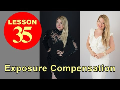 Lesson 35 - Exposure Compensation (Photography Tutorial) thumbnail