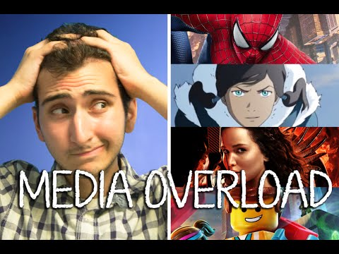 Media Overload: The Problem With Infinite Choice | Mashable Explains