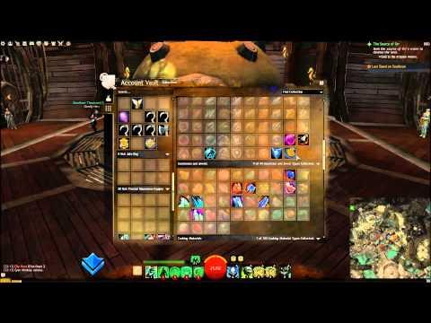 Guild Wars 2 (CZ) Bloodstone Shard, Gift Of Battle Atd.