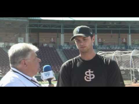 "SoCal Gold ""LIVE"" Giants Brandon Belt Interview"