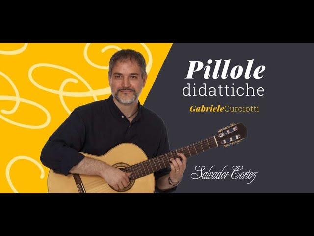 Il coraggio dell'errore in un'esecuzione in pubblico - Gabriele Curciotti | Salvador Cortez