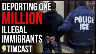 """ICE Is """"Ready"""" To Deport One Million Illegal Immigrants, Potential ICE Raids Incoming"""