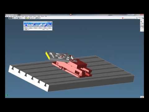 GibbsCAM Import, Align solid models