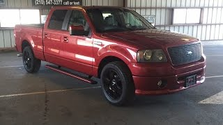 2007 Ford F150 FX2 Sport Review