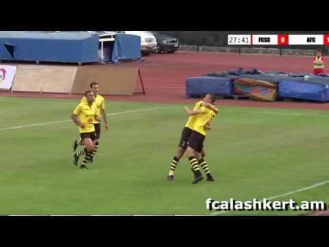 FC Santa Coloma - FC Alashkert - 1:1