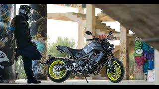 Yamaha MT09 или Ваня купил новый мот.