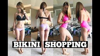 Taking My Girlfriend Bikini Shopping! thumbnail