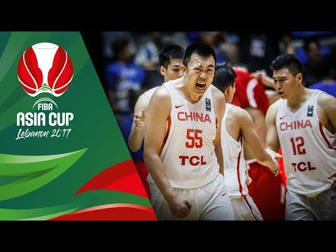 Download Youtube: Highlights from China v Syria in Slow Motion - QF-Qualifiers - FIBA Asia Cup 2017