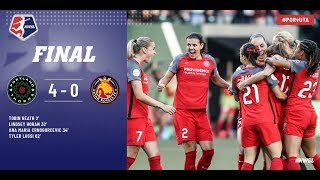 Highlights: Portland Thorns FC vs. Utah Royals FC | July 6, 2018