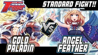 Download Video Angel Feather VS Gold Paladin - Standard Fight!! - Cardfight!! Vanguard MP3 3GP MP4