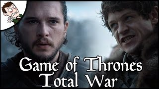 BATTLE OF THE BASTARDS! Game of Thrones Total War Mod Gameplay