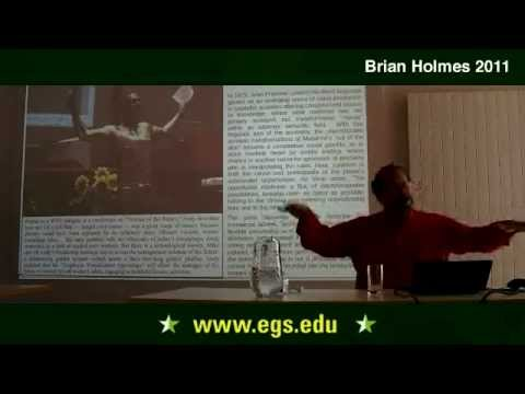 Brian Holmes. Neoliberal Informationalism and The Flexible Personality. 2011