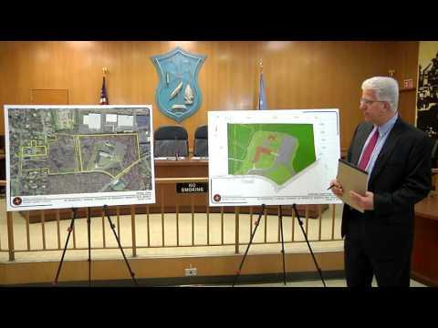 Berkeley Heights Redevelopment Update 2016