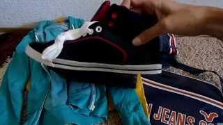 TheHut.com Качественная одежда , обувь , сумка  из Англии с прямой доставкой по миру.(Сайт http://www.thehut.com/ Первая посылочка: https://www.youtube.com/watch?v=b470A6n_Xcs Вторая посылочка: ..., 2014-06-25T11:21:56.000Z)