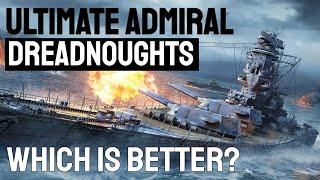 BATTLECRUISERS OR BATTLESHIPS? - Ultimate Admiral: Dreadnoughts
