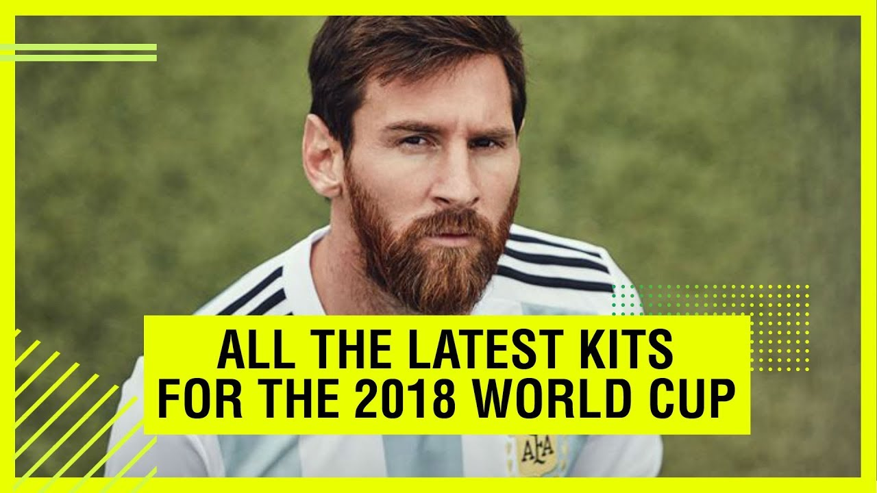 434a26aac5b World Cup 2018 kits: England, Brazil, Germany & what all the teams will  wear in Russia | Goal.com