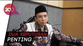 Alasan TGB Dukung Jokowi dan Tinggalkan Demokrat