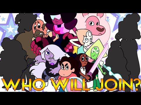 WHICH HUMANS WILL JOIN THE CRYSTAL GEMS? [Steven Universe Theory] Crystal Clear Ep. 12