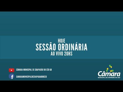 Sessão Ordinária - 03/08/2020