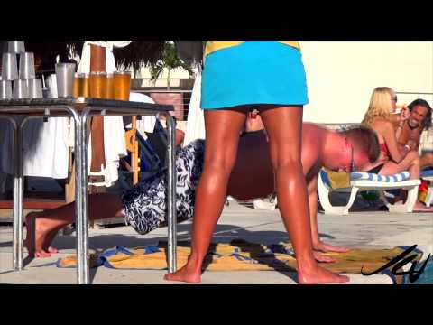 'Pool Games'   Animation Staff -  Grand Sirenis Riviera Maya Hotel and Spa -  YouTube