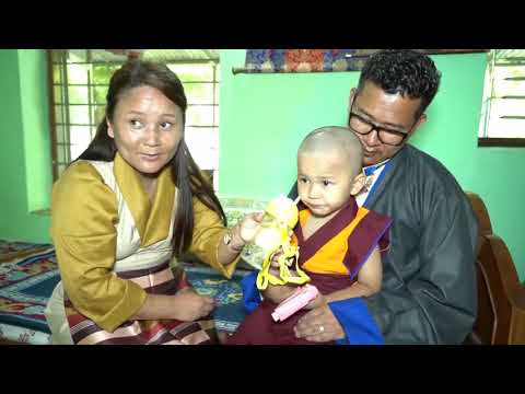 Enthronement Ceremony Of Choedhing Tulku Tenzin Khedrub Rinpoche