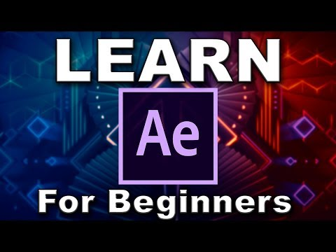 Learn How to Use After Effects CC 2017 Tutorial for Beginners