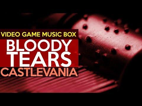 Castlevania II: Bloody Tears || Video Game Music Box