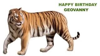 Geovanny  Animals & Animales - Happy Birthday