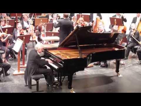 Peter Rösel, Konzert in Plauen, 18.09.2015 , Beethoven Klavierkonzert Nr. 5