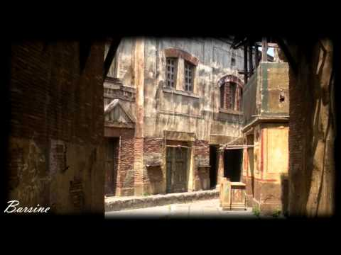 Rome - The Set at Cinecittà Studios