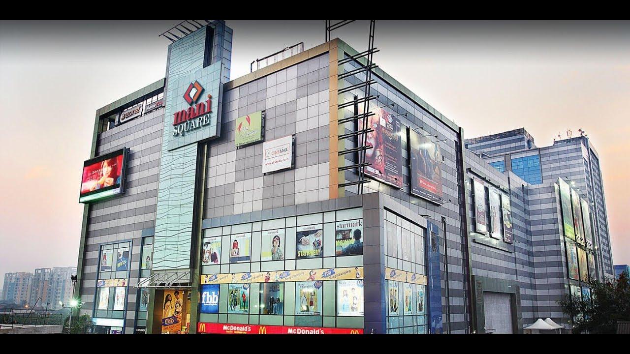Mani Square mall, Kolkata Calcutta