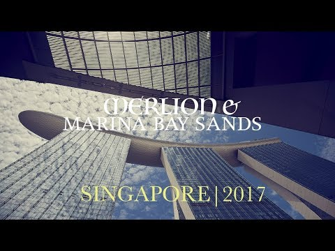 Singapore Flyer, Merlion and Marina Bay Sands Trip|2017