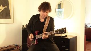 2018 Gibson SG Special 2019 Model, burgundy red, Part1