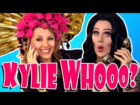 KYLIE WHOOO?  - Starring Kylie Minogue & Cher