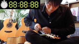 【第19回:小渕と黒田】「小渕のギター神業!弦の張り替えタイムアタック」 コブクロ 公式チャンネル