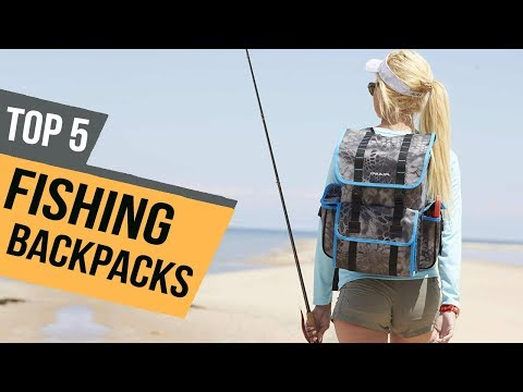 5 Best Fishing Backpacks 2019 Reviews