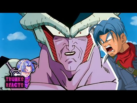 Trunks Reacts to Long Sword Style Aftermath! (DBZ Parody)