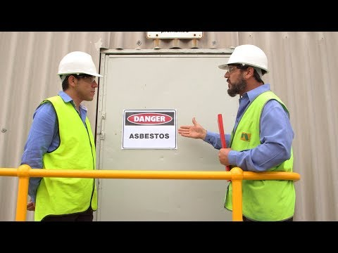 Asbestos Awareness Workplace Safety Video - free training preview