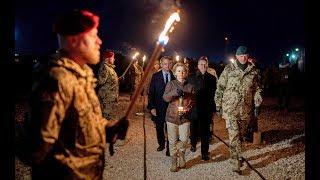 """URSULA VON DER LEYEN: """"Afghanische Sicherheitskräfte zahlen einen hohen Preis"""""""